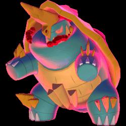 暴噬龜(超極巨